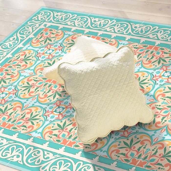 שטיח PVC בוסתן איטלקי