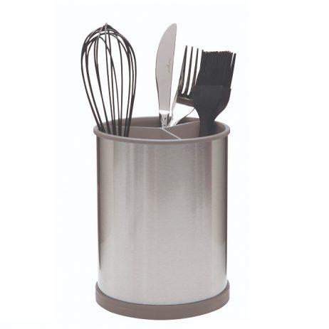 מעמד כלים נירוסטה עגול KITCHENWARE מבית FOOD APPEAL מקט: 7290110460051 אחריות: 12 חודשים יצרן: Food Appeal